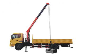 SPS8000 Stiff Boom Crane